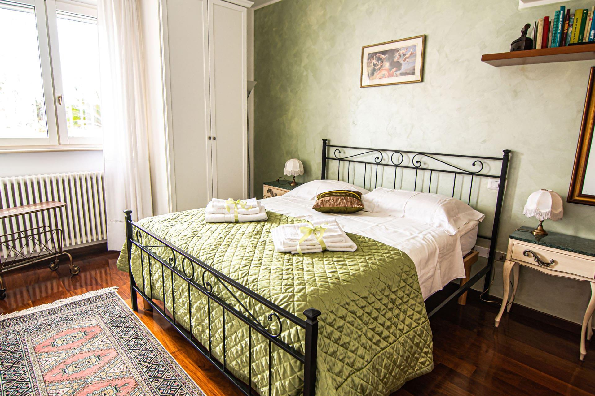 Camera doppia a San Benedetto del Tronto B&B Villa Lilla