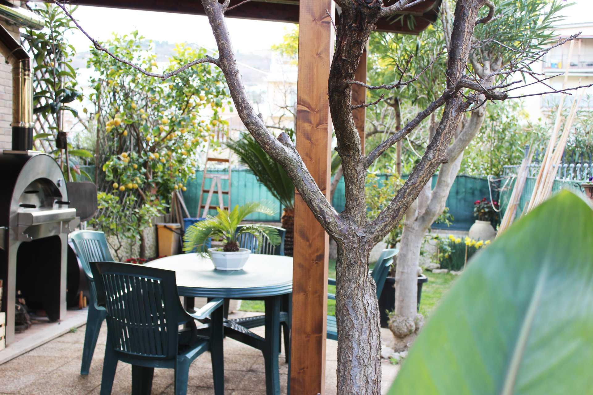 Giardino abitabile
